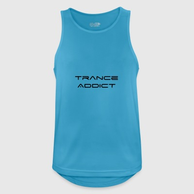 Trance Addict - Men's Breathable Tank Top