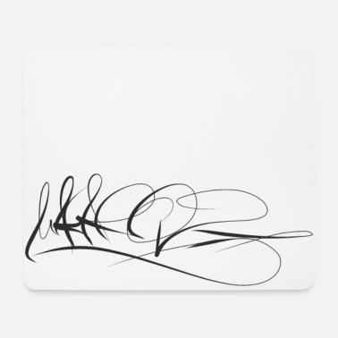 Tag Graffiti tag - Mouse Pad