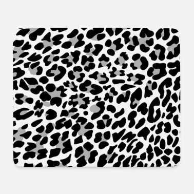 Animal WILDCAT LEOPARD LEOPARDEN ANIMAL PRINT - Mouse Pad