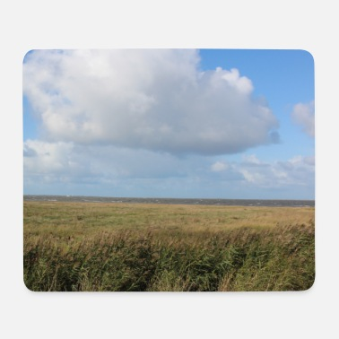North Sea Cottage North Sea - photo opportunity salt marshes by the sea - Harlesiel - Mouse Pad