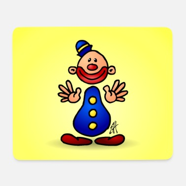 Clown - Mousepad