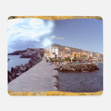 Places Of Interest Place of pilgrimage Candelaria - Mouse Pad