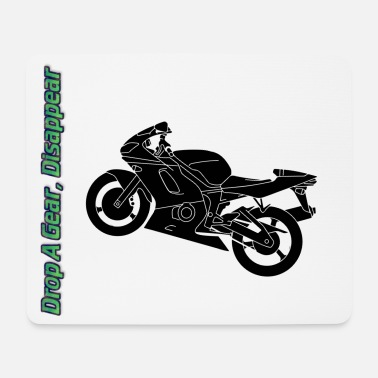 Mouse Mouse Mat - Drop A Gear, Disappear - Mouse Pad