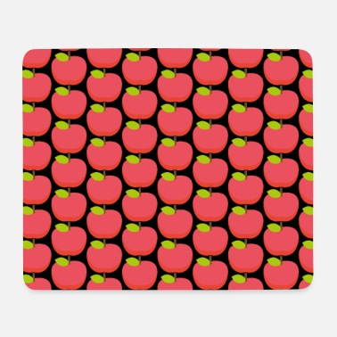 Apple fruit fruit pattern - Mouse Pad