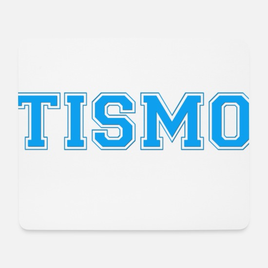 Design Mouse Pads - TISMO College Version - Mouse Pad white