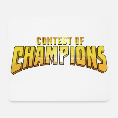 Contest Contest of champions - Mousepad