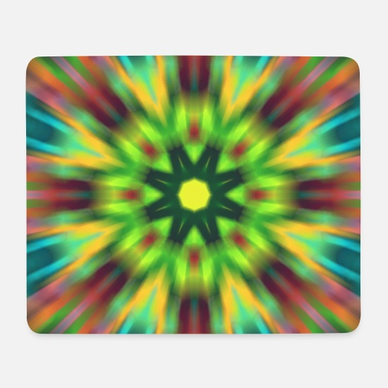 Mantra Mouse Pads - dancefloor - Mouse Pad white