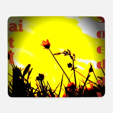 The sun will rise again - Mouse Pad