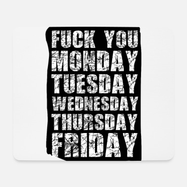 Week The week - Mouse Pad