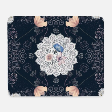 Florales Muster 1 - Mousepad