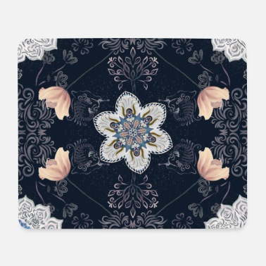 Florales Muster 2 - Mousepad