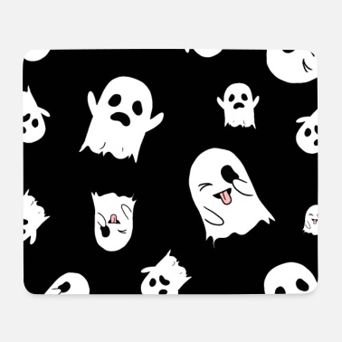Ghost Ghosts ghost ghost shape ghost - Mouse Pad