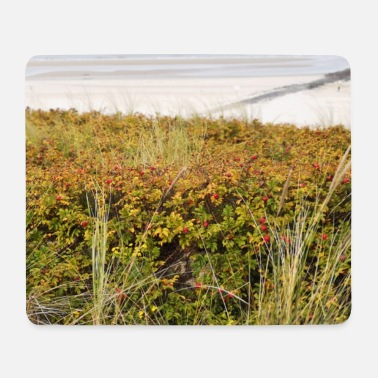 North Sea Cottage North Sea photo opportunity Beach promenade on the island - Mouse Pad