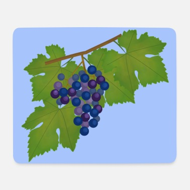 Vine Grape, vine - Mouse Pad