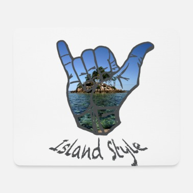 Island style - Mouse Pad
