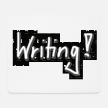 Writing Writing! - Mouse Pad