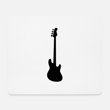 Bass Bass - Mousepad