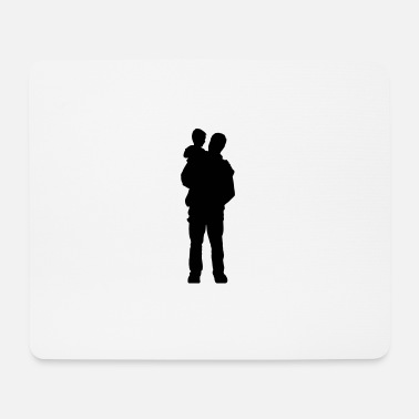 Father And Son father and son - Mouse Pad