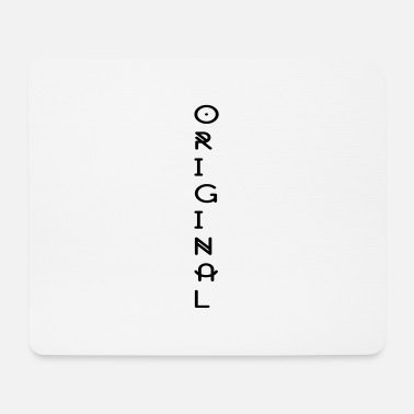 Original - Mousepad