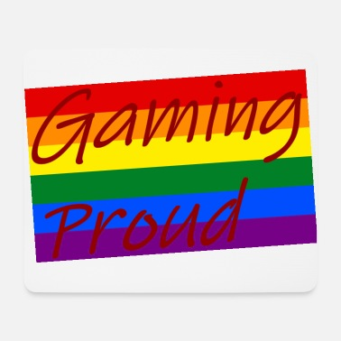 Gaming Proud - Mouse Pad