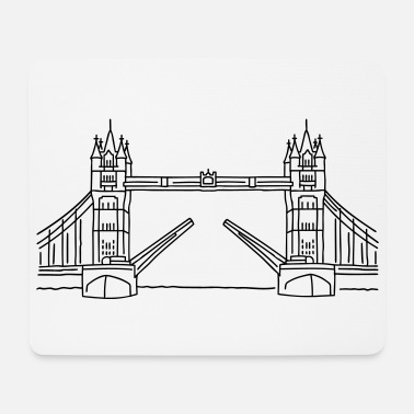 Tower London Tower Bridge - Mouse Pad