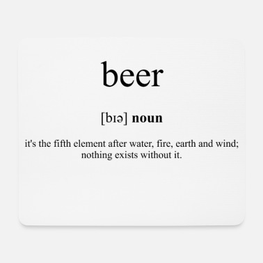 Beer Definition Dictionary - Musmatta