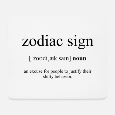 Zodiac Sign Definition Dictionary - Musmatta