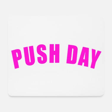 Non-morti GAMBE TIRANTE DA ALLENAMENTO GYM FITNESS REGALO PUSH DAY - Tappetino mouse