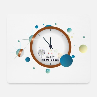 New Year New Year - New Year - Mouse Pad