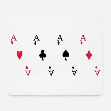 Cards CARDS - Mousepad