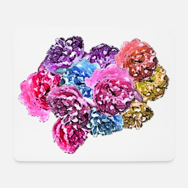 Rose Roses & Roses - Mouse Pad