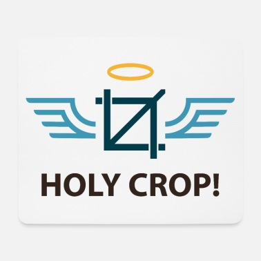 Crop Holy Crop - Mouse Pad