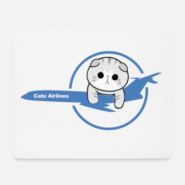 Airline Kater Airlines - Mousepad