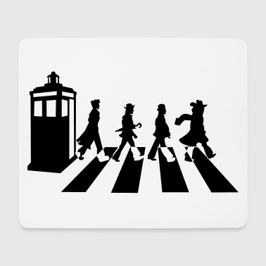 Dr Who? - Mouse Pad (horizontal)