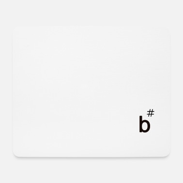 Sharp be sharp - Mouse Pad