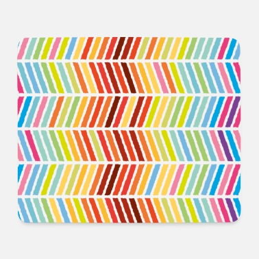 Pattern Pattern stripes - Mouse Pad
