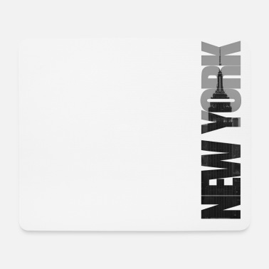 New York City Mercury - Mousepad