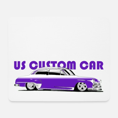 Us US Custom Car - Hiirimatto (vaakamalli)