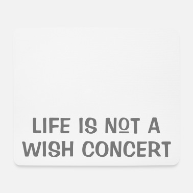 WISH CONCERT - Mouse Pad
