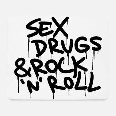 Rock 'n' Roll Rock N Roll - Mouse Pad