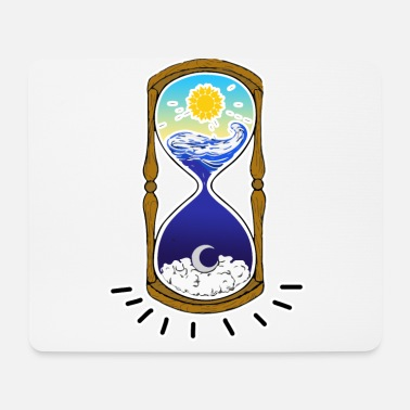 Times TIME - time - Mouse Pad