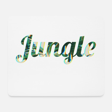 Jungle Jungle jungle - Mouse Pad