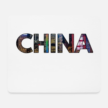 China China - Mousepad