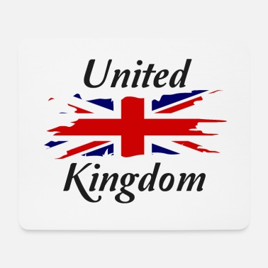 Union Jack United Kingdom, Union Jack - Mousepad