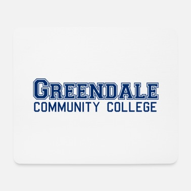 Community Greendale Community Colllege - Tappetino per mouse (orizzontale)