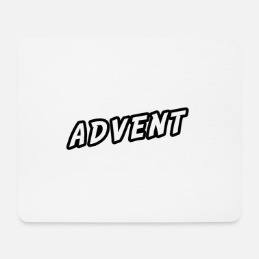 Advent Advent med julgran - Advent julgran - Musmatta