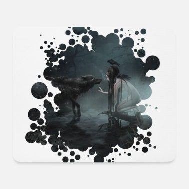 Stardust (A Dark Fairy Tale) - Mousepad (Querformat)