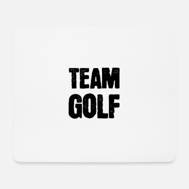 Team golf - Mouse Pad