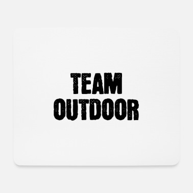 Team outdoor - Mouse Pad