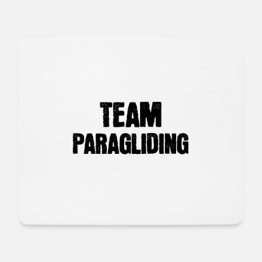 Team paragliding - Mouse Pad